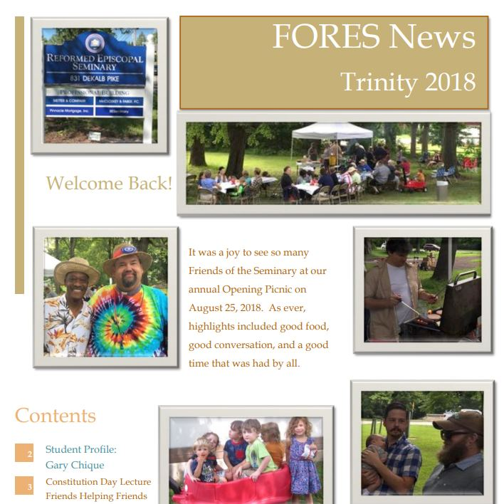 FORES 2018
